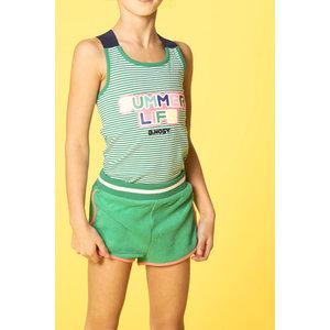 B.NOSY B.NOSY meisjes korte broek jade green