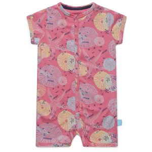 CHARLIE CHOE meisjes jumpsuit rouge pink aop