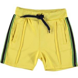 FUNKY XS jongens korte broek bright yellow track