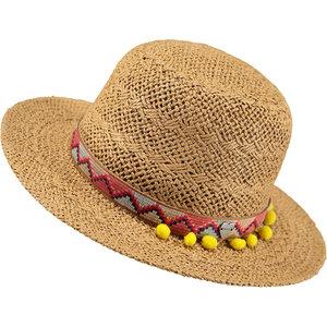 BARTS meisjes hoed natural butterfly