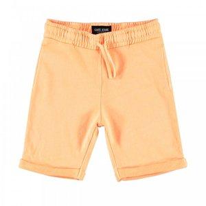 CARS JEANS jongens korte broek brodi orange