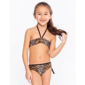 CLAESEN'S meisjes bikini tiger riversible