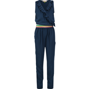 VINGINO meisjes jumpsuit dark blue pernella