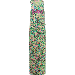VINGINO meisjes jurk soft neon lime pilaine