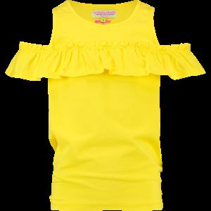 VINGINO meisjes top lemon yellow hesiene