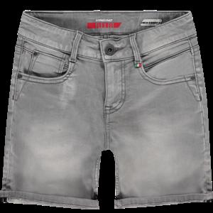VINGINO jongens korte broek light grey caluigi