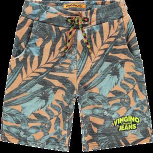 VINGINO jongens korte broek denim blue rayder