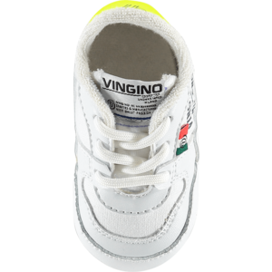 VINGINO jongens schoenen retro white yari