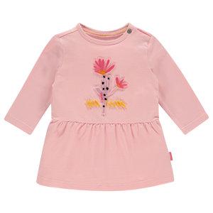 NOPPIES meisjes jurk impatiens pink clairton