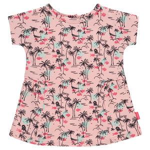 NOPPIES meisjes jurk impatiens pink claiborne