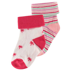 NOPPIES meisjes sokken rouge red cicero