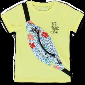LEMON BERET meisjes t-shirt limelight