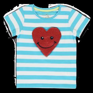 LEMON BERET meisjes t-shirt bachelor button