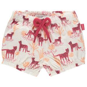 NOPPIES meisjes korte broek rouge red cranston