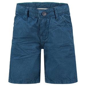 NOPPIES jongens korte broek dark denim millis