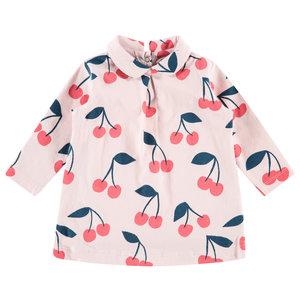 IMPS&ELFS meisjes blouse hopetown aop lotus