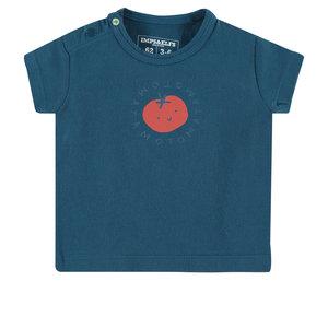 IMPS&ELFS jongens t-shirt germiston majolica blue