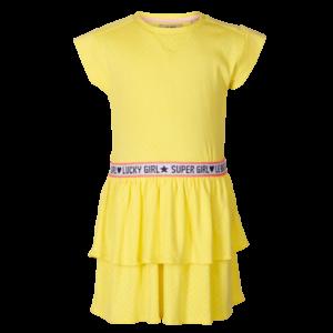 LE BIG meisjes jurk buttercup senna