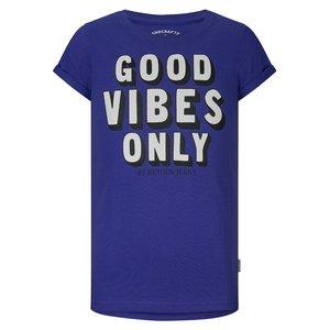RETOUR DENIM DE LUXE meisjes t-shirt violet maribelle