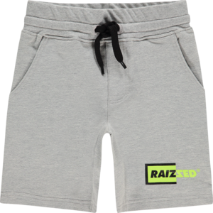 RAIZZED jongens korte broek light grey melee reno