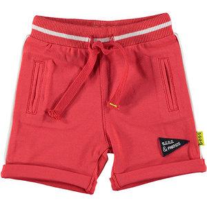 B.E.S.S. jongens korte broek red
