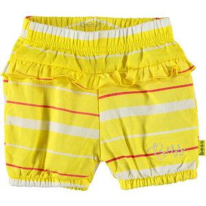 B.E.S.S. meisjes korte broek yellow