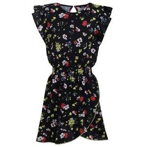LITTLE MISS JULIETTE meisjes jurk multi color flower