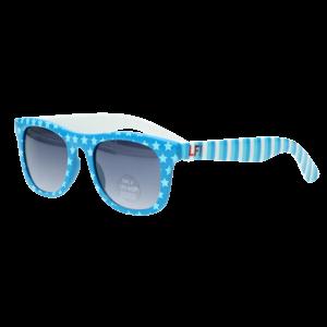 LIEF! LIFESTYLE jongens zonnebril blue white stars