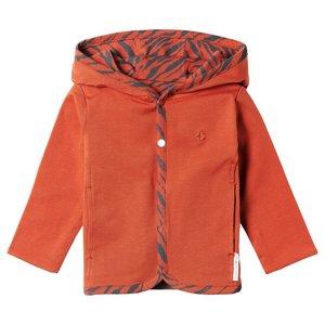 NOPPIES unisex reversible vest spicy ginger amangu