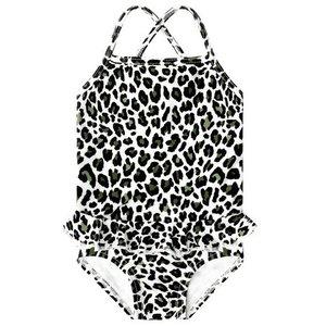 YOUR WISHES meisjes badpak leopard camo