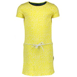 B.NOSY B.Nosy meisjes jurk dots lemon