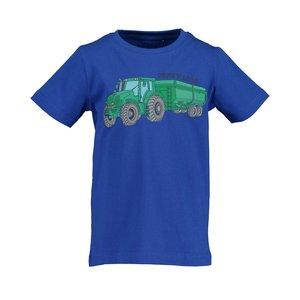 BLUE SEVEN jongens t-shirt ocean  vehicles