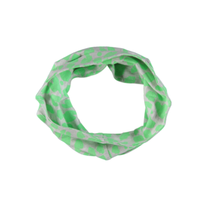 4PRESIDENT meisjes sjaal neon pastel green aop nel