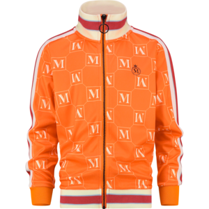 VINGINO jongens vest odessi bright orange memphis