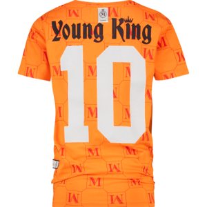 VINGINO VINGINO jongens t-shirt hersie bright orange