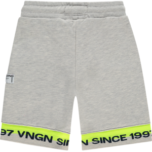 VINGINO VINGINO jongens korte broek rafy light grey melee