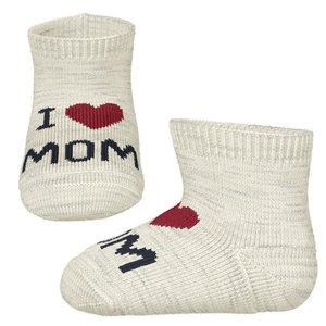 NAME IT jongens sokken peyote melange