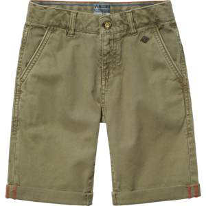 VINGINO jongens korte broek raimo light army green