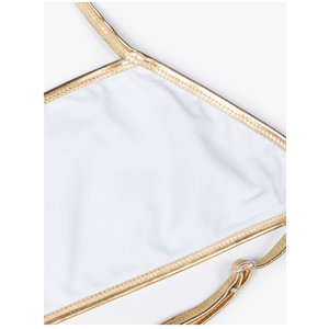 NAME IT Name It meisjes bikini gold colour