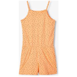 NAME IT Name It meisjes jumpsuit cantaloupe