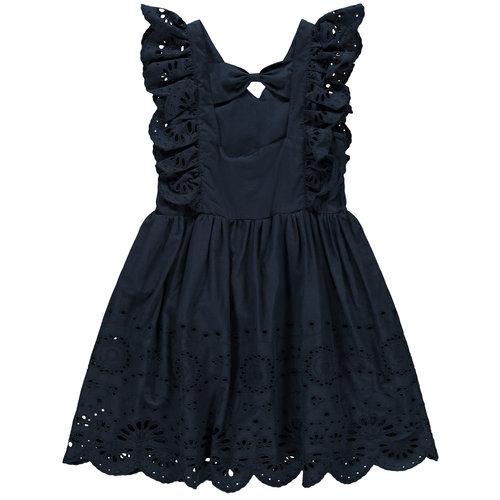 NAME IT Name It meisjes jurk dark sapphire