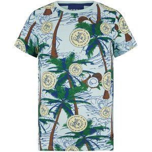 RETOUR DENIM DE LUXE jongens t-shirt soft green delvin