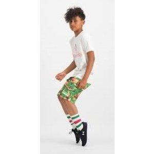 VINGINO VINGINO jongens korte joggingbroek frog green rosario