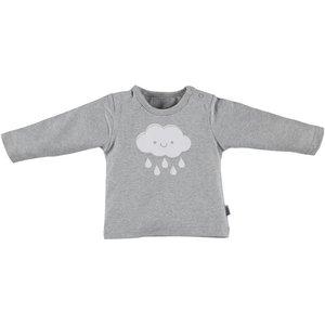 B.E.S.S. shirt longsleeves unisex cloud grey