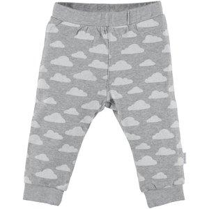 B.E.S.S. pants unisex cloud grey