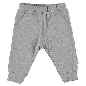 B.E.S.S. unisex joggingbroek grey