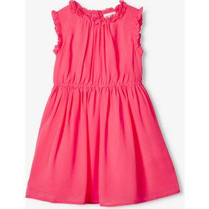 NAME IT meisjes jurk calypso coral