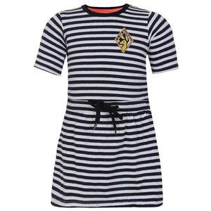 BEEBIELOVE meisjes jurk navy
