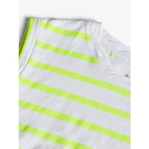 NAME IT Name It meisjes hemd bright white