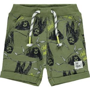 NAME IT jongens korte broek loden green